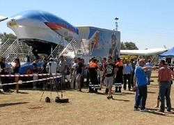 El aeroclub 'aires de Doñana' de Almonte celebrará los días 27 y 28 de septiembre el tercer aeromeeting dedicado a la aviación, con carácter público, donde se podrá conocer muy a fondo esta actividad