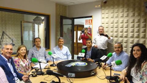 Radio Martos, emisora municipal del municipio jiennense, estrena nuevas dependencias con la tecnología más avanzada en radiodifusión tras una inversión de 45.000 euros