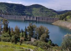 Regantes del Guadalmena, en Jaén, anuncian movilizaciones para exigir la terminación de la zona y que se equipare con el resto de las comunidades de riego del Guadalquivir, ya modernizadas