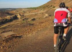 Nerva celebra la VII Ruta Cicloturista Nacimiento del Río Tinto que tendrá 62 kilómetros de recorrido de dificultad media-alta
