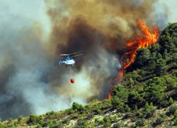 Gelves aprueba un Plan Especial de Prevención de Incendios en la Cornisa que contempla 39 hectáreas en su área de acción y viene a completar el Plan de Emergencia Municipal