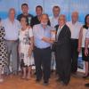 La asociación sin ánimo de lucro Amigos de los Museos de Conil de la Frontera recibe el premio a la promoción turística de este año, concedido por Patronato Municipal de Turismo