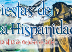 Arrancan las fiestas de la Hispanidad de Huelva, una fecha clave para los onubenses que homenajean un acontecimiento histórico, el momento en el que Cristóbal Colón avistó América en 1492
