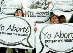 Más de 60.000 peruanos y peruanas firman una iniciativa para la despenalización del aborto en casos de violación en un país en el que se registraron más de 17.000 casos de violación