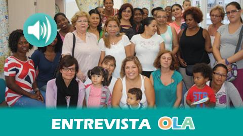 «Para conseguir la inserción laboral de las personas inmigrantes es necesario fomentar y aceptar la interculturalidad», Rosario Sessa, coordinadora de 'Juntos creamos futuro'