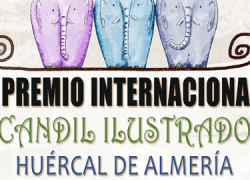 La localidad de Huércal de Almería convoca el Primer Premio Candil Ilustrado para incentivar y promocionar la lectura por medio del Libro Ilustrado destinado al público infantil