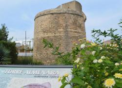 Punta Umbría dedica una semana homenaje a la Torre Almenara para conmemorar el 400 aniversario de su construcción