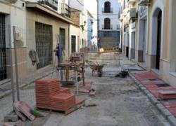 Más de 90 personas paradas de Campillos son contratadas para las obras de mejora de la zona comercial abierta, que contará con un presupuesto total de más de 100.000 euros