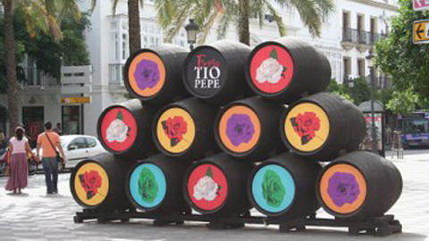 Jerez de la Frontera celebra el VI Día Europeo del Enoturismo conmemorando la importancia del Vino y el Brandy con un programa con más de un centenar de propuestas