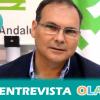 """""""Se trata de aprovechar la experiencia de la crisis para educarnos como sociedad en un consumo responsable, solidario y sostenible"""", Juan Moreno, presidente de la Unión de Consumidores de Andalucía"""