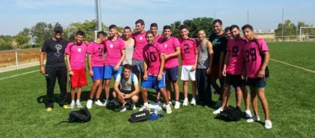 La Universidad Pablo de Olavide cede un campo de fútbol 7 a la barriada Polígono Sur con el objetivo de utilizar el deporte para mejorar la integración de los colectivos desfavorecidos