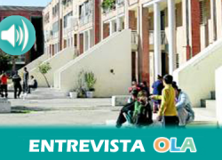 «Las administraciones han convertido algunas zonas de los municipios en el trastero donde ocultar lo que no se quiere ver», Manuel Díaz, presidente de la Asociación Andaluza de Barrios Ignorados