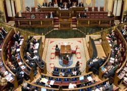 El PP ha rechazado este martes en solitario en el Congreso derogar la reforma constitucional que pactó con el PSOE para priorizar el pago de la deuda, una iniciativa promovida junto con el apoyo de la Izquierda Plural