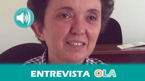 «Las mujeres con discapacidad nos sentimos invisibles en la sociedad, incluso ante el movimiento de la discapacidad mixto y ante el movimiento de mujeres», María Jesús Pérez, presidenta de la Federación Luna de mujeres con discapacidad