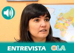 """""""Ni la mayoría de la población de países con convenio para poder votar en las municipales ni la mayoría del funcionariado, tienen claro que tienen este derecho"""", Silvia Koniecky, presidenta de Andalucía Acoge"""