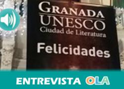 """""""Granada no se entendería sin el valor patrimonial de la ciudad ni sin la Universidad, una de las grandes referencias intelectuales de nuestro país"""", Juan García, concejal de Cultura del Ayuntamiento de Granada"""