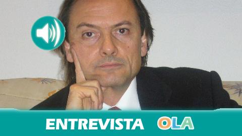 """""""El portal de transparencia del Gobierno central es un primer paso que habrá que ir mejorando cualitativa y cuantitativamente"""", Jesús Lizcano, presidente de Transparencia Internacional"""