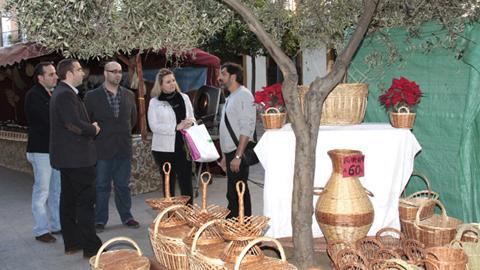 Los Palacios y Villafranca celebra el III Mercado Navideño del 17 al 21 de diciembre para mejorar la calidad del tejido empresarial del municipio