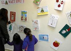Aljaraque celebra su I Certamen de Christmas Navideños para fomentar los valores artísticos en la infancia