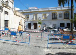 Dieciséis personas en Bornos finalizan su formación para el empleo en albañilería de fábricas y cubiertas a través del Plan Crece Empleo de la Diputación de Cádiz
