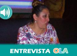 «Pensamos que la educación es la única manera que tenemos de salir de la pobreza, de la exclusión social, de la marginación, de la opresión…», Dolores Fernández, presidenta de la asociación de Mujeres Gitanas Romí