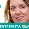 «Con este apagón eléctrico queremos unirnos contra la gran estafa eléctrica y los abusos que están cometiendo las grandes corporaciones en detrimento de la ciudadanía», Diana González, portavoz de FACUA