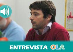 «La 'Ley Mordaza' choca con lo recogido en la Constitución, con las declaraciones de derecho que tiene firmadas España y con la Declaración Universal de Derechos Humanos», Diego Boza, delegado de APDHA en Cádiz