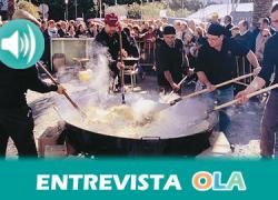 """""""La 'Fiesta de las Migas' no tendría sentido si no seguimos poniendo en valor nuestra historia, nuestras tradiciones y nuestras costumbres"""", Francisco Muñoz, alcalde de Torrox (Málaga)"""