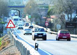 """El """"Movimiento contra el estado de la nacional N-3222"""" remitirá un escrito al Defensor del Pueblo Andaluz denunciando el mal estado de la carretera y su alta siniestralidad"""