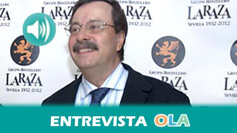 «Las enfermedades bucodentales pueden conllevar patologías cardíacas y diabetes», Luis Cáceres, presidente del Consejo Andaluz de Colegios Oficiales de Dentistas