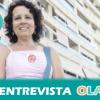 """""""Las viviendas que ofrecen los bancos a las personas en exclusión no reúnen las condiciones adecuadas para las familias, sin embargo sigue habiendo especulación inmobiliaria"""", Isabel Jiménez, portavoz PAH Málaga"""
