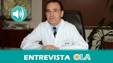 «La situación de urgencias va mejorando ligeramente y también se han reducido las esperas de los pacientes que necesitan una cama», Luis Jiménez, director general Plan Andaluz Urgencias y Emergencias – Junta de Andalucía