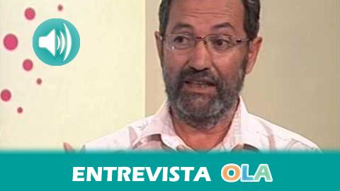 """""""En EQUO estamos evaluando ir a las elecciones regionales con PODEMOS con IU o ir solos, ahora nuestras bases decidirán qué va a hacer la formación"""", Pepe Larios, co-portavoz de EQUO"""