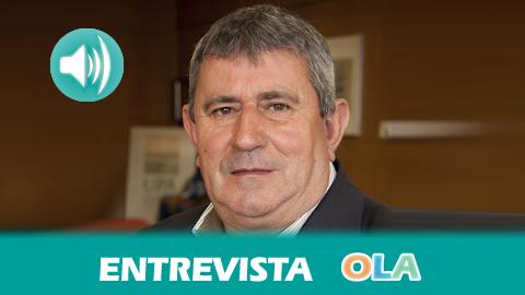 """22-M: """"Vamos a exigir a los partidos que metan en sus programas electorales medidas que favorezcan la agricultura familiar y promuevan el relevo generacional"""", Lorenzo Ramos, secretario general UPA-Andalucía"""