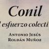"""Antonio Roldán Muñoz analiza los últimos treinta años de la política municipal de la localidad gaditana en su libro """"Conil, el esfuerzo colectivo"""", que será presentado el próximo sábado 7 de febrero"""