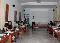 La Escuela Andaluza de Economía Social de la localidad sevillana de Osuna acoge una conferencia magistral sobre 'La Economía Social y los desafíos de la Finanza Ética: Oportunidades y Problemas'