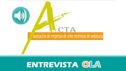 """""""Empresas de artes escénicas están desapareciendo y salas de teatro cerrando; si no se pone remedio el sector desaparecerá"""", Juan Motilla, presidente Asociación de Empresas de Artes Escénicas de Andalucía"""