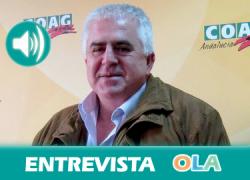 """22-M: """"Pedimos a los políticos fortalecer la interlocución con las organizaciones agrarias y simplificar la gestión porque es una barbaridad los papeles que nos exigen"""", Miguel López, secretario general COAG Andalucía"""