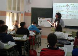 85 estudiantes de secundaria participarán en talleres del programa Crece Emprendimiento en los institutos de Tarifa, Media, Bornos y Olvera, para desarrollar competencias emprendedoras de cara al futuro laboral