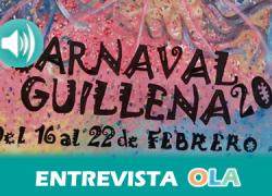 """""""El Carnaval de Guillena celebra en este 2015 su 30 aniversario; es, posiblemente, el más antiguo de toda la provincia de Sevilla"""", Antonio José Romero, concejal de Cultura – Ayuntamiento de Guillena (Sevilla)"""