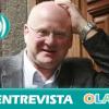 """22-M: """"El principal problema junto al paro es la falta de crédito justo y fluido para pymes, autónomos, familias y el sector agrario"""", Carlos Martínez, politólogo e integrante de ATTAC Andalucía"""