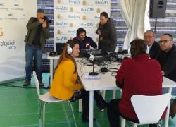 EMA-RTV y su red de emisoras Onda Local de Andalucía participan hoy en la Feria de las Culturas de San Juan de Aznalfarache con un set de radio en directo que fomentará la participación y la integración
