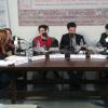 Debate sobre DDHH en la OLA y APDHA: Los cuatro representantes políticos coinciden en dar a la cooperación y las ONG mayor protagonismo en las políticas públicas para garantizar el cumplimiento de los derechos básicos