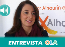 """""""Podemos saborear tapas típicas de cuaresma con productos de la zona, con el objetivo de potenciar esta tradición para que no se pierda"""", Toñi Ledesma, primera teniente alcalde de Alhaurín el Grande (Málaga)"""
