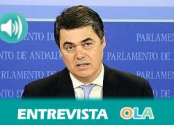 """22M: """"Apostamos por la formación para los trabajadores para que encuentren impuestos y por una política fiscal adecuada, nosotros apostamos por bajar los impuestos"""", Carlos Rojas, cabeza de lista PP por Granada"""