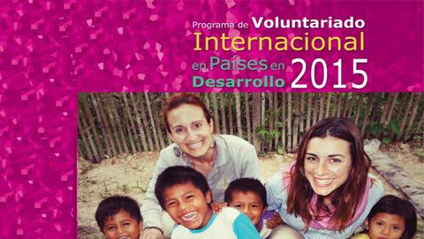 Los voluntarios y voluntarias de la provincia de Huelva están llamados a participar en la IX edición del 'Programa de Voluntariado Internacional' puesto en marcha por la Diputación provincial