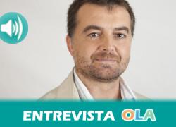 """""""Se abre un nuevo escenario más plural que exige del máximo diálogo político y nosotros mantendremos una posición de intentar abrir paso a las políticas sociales"""", Antonio Maíllo, coordinador de IU en Andalucía"""