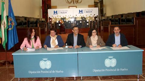 Nerva se suma a un plan de ayudas para impulsar la autonomía y el desarrollo local, junto a otras localidades de la comarca de la Sierra, con menos de 20.000 vecinos y vecinas, impulsado por Diputación
