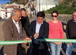 Diversas actuaciones mejoran la accesibilidad y la urbanización del casco histórico de La Iruela gracias a una inversión de 480.000 euros del Programa Operativo Local Sierra de Segura y los fondos FEDER