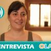 """""""Con la Corrala Utopía ha cambiado el miedo de la gente a realojarse en edificios vacíos pero los que gobiernan siguen sin hacer políticas efectivas de vivienda"""", Elena Contreras, vecina de la Corrala Utopía"""